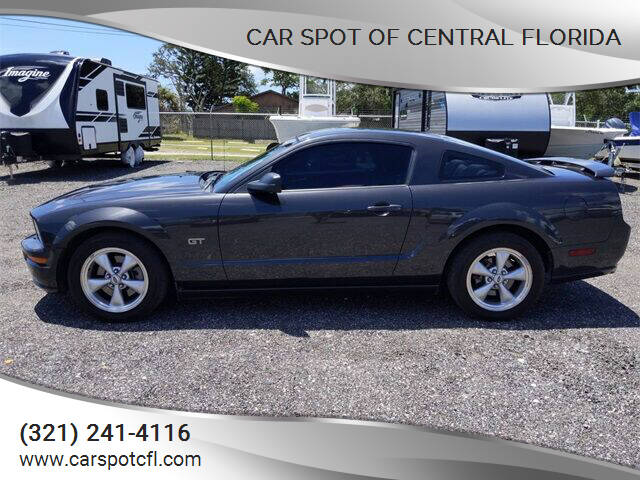 2007 Ford Mustang for sale at Car Spot Of Central Florida in Melbourne FL