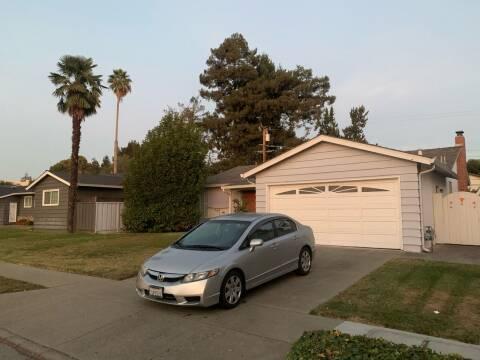 2009 Honda Civic for sale at Blue Eagle Motors in Fremont CA