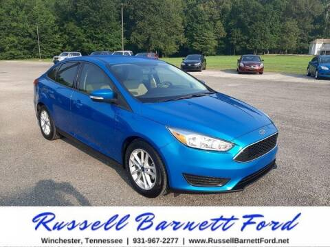 2017 Ford Focus for sale at Oskar  Sells Cars in Winchester TN