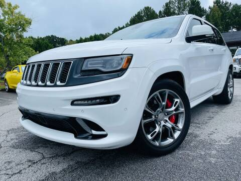 2015 Jeep Grand Cherokee for sale at Classic Luxury Motors in Buford GA
