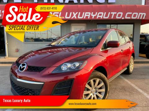 2011 Mazda CX-7 for sale at Texas Luxury Auto in Cedar Hill TX