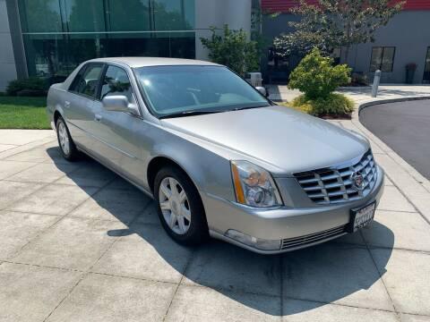 2006 Cadillac DTS for sale at Top Motors in San Jose CA