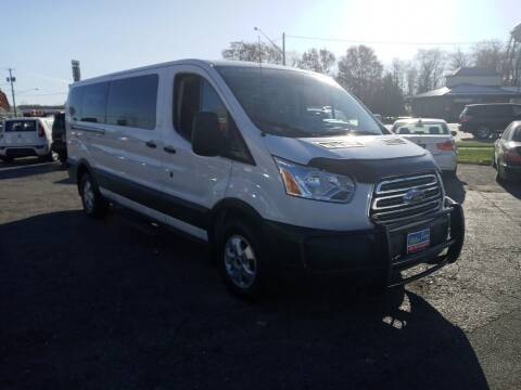 2017 Ford Transit Passenger for sale at Peter Kay Auto Sales in Alden NY