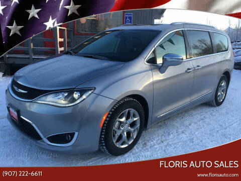 2018 Chrysler Pacifica for sale at FLORIS AUTO SALES in Anchorage AK