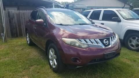 2009 Nissan Murano for sale at Dick Smith Auto Sales in Augusta GA