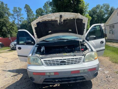 2002 Ford Windstar for sale at Augusta Motors in Augusta GA