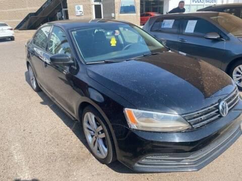 2016 Volkswagen Jetta for sale at Camelback Volkswagen Subaru in Phoenix AZ