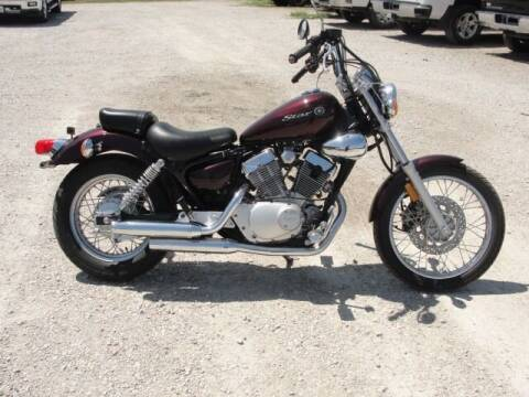 2008 Yamaha V-Star for sale at Frieling Auto Sales in Manhattan KS