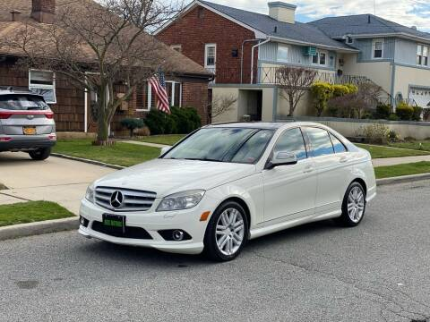 2009 Mercedes-Benz C-Class for sale at Reis Motors LLC in Lawrence NY