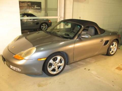 2002 Porsche Boxster for sale at Haggle Me Classics in Hobart IN