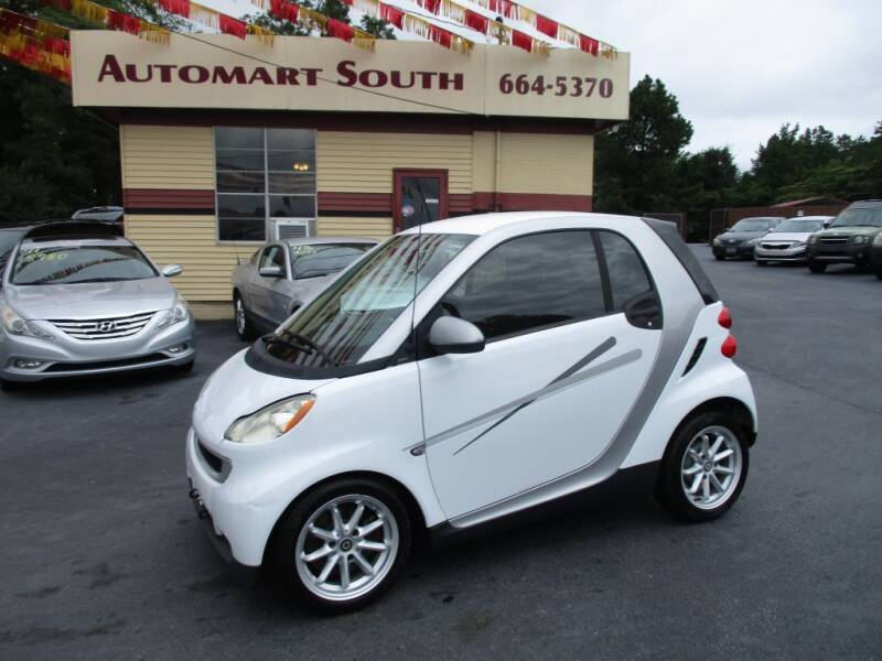 2009 Smart fortwo for sale at Automart South in Alabaster AL