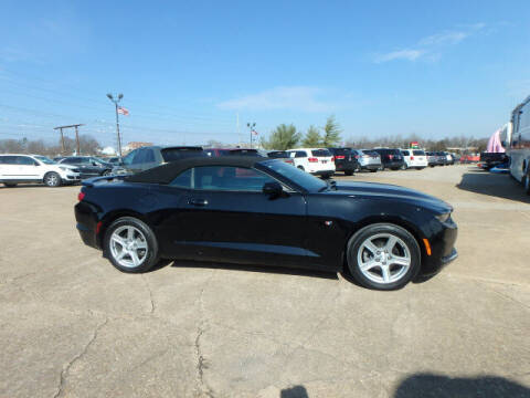 2019 Chevrolet Camaro for sale at BLACKWELL MOTORS INC in Farmington MO