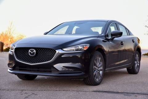2020 Mazda MAZDA6 for sale at COURTESY MAZDA in Longmont CO