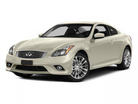 2015 Infiniti Q60 Coupe for sale at BEAMAN TOYOTA in Nashville TN