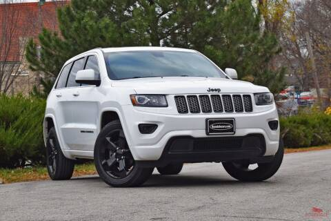 2015 Jeep Grand Cherokee for sale at Rosedale Auto Sales Incorporated in Kansas City KS