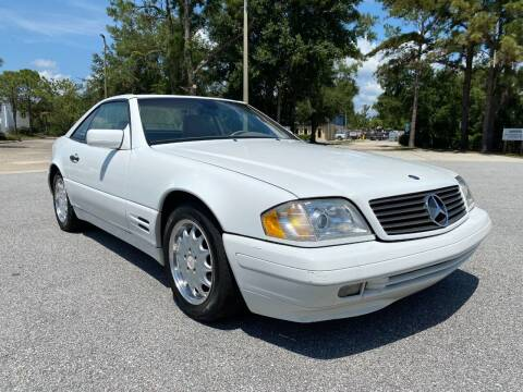 1998 Mercedes-Benz SL-Class for sale at Global Auto Exchange in Longwood FL
