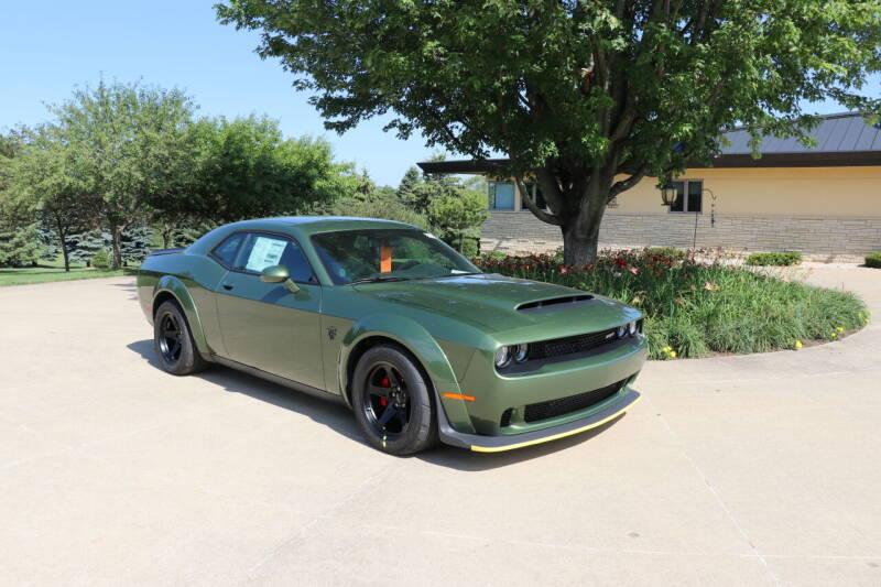 2018 Dodge Challenger for sale at C.J. Lensing Motors Inc in Decorah IA