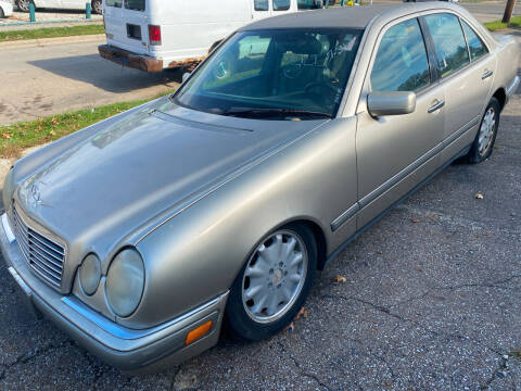 1997 Mercedes-Benz E-Class for sale at GREENLIGHT AUTO SALES in Akron OH