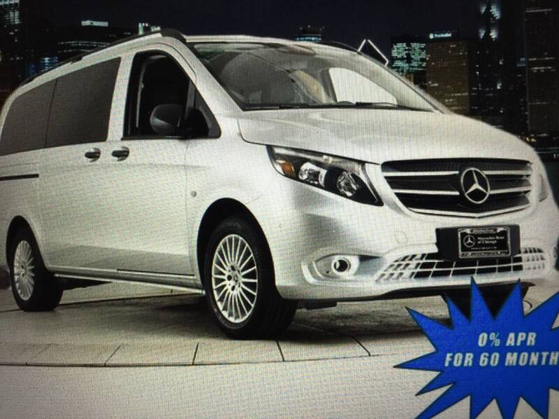 2019 Mercedes-Benz Metris for sale at E-CarsDirect.Com in Chicago IL