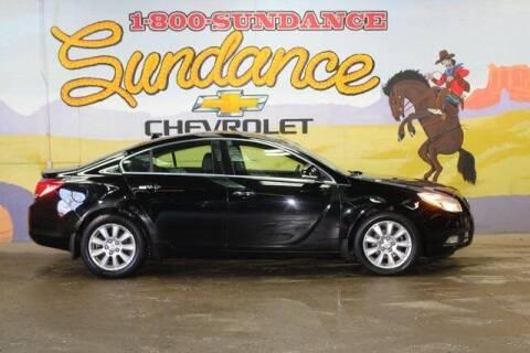 2013 Buick Regal for sale at Sundance Chevrolet in Grand Ledge MI