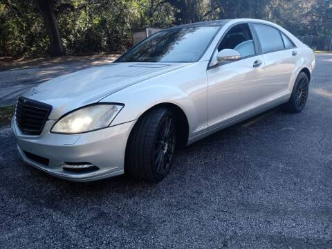 2009 Mercedes-Benz S-Class for sale at Royal Auto Trading in Tampa FL