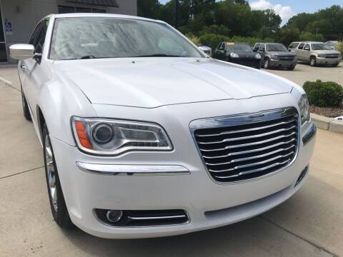 2011 Chrysler 300 for sale at Cross Motor Group in Rock Hill SC