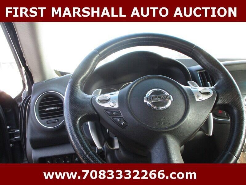 2013 Nissan Maxima 3.5 S 4dr Sedan - Harvey IL