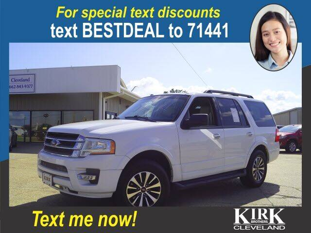 2016 Ford Expedition for sale at Kirk Brothers of Cleveland in Cleveland MS