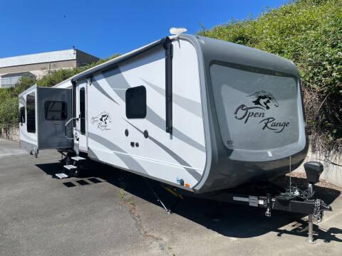 2018 Open Range Roamer 324RES