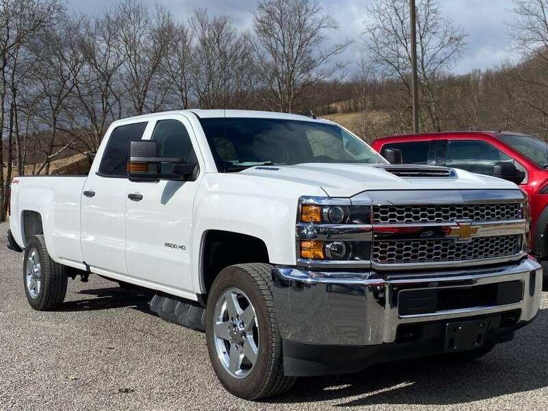 2019 Chevrolet Silverado 2500HD for sale at Griffith Auto Sales in Home PA