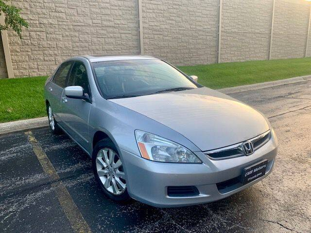 2007 Honda Accord for sale at EMH Motors in Rolling Meadows IL