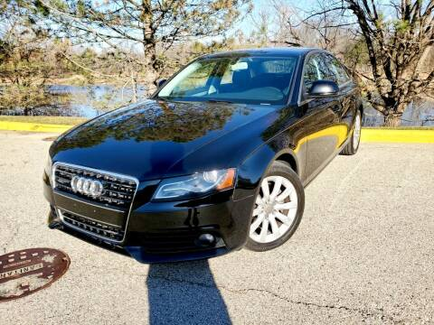 2009 Audi A4 for sale at Excalibur Auto Sales in Palatine IL