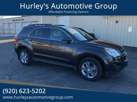2013 Chevrolet Equinox for sale at Hurley's Automotive Group in Columbus WI