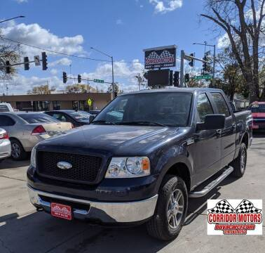 2006 Ford F-150 for sale at Corridor Motors in Cedar Rapids IA