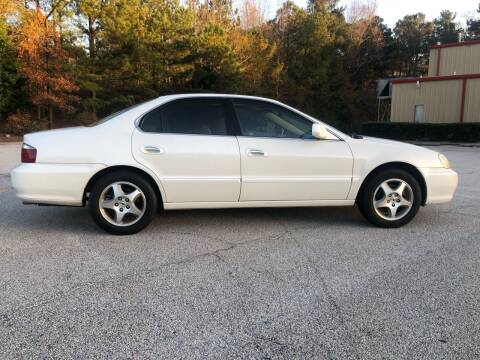 2003 Acura TL for sale at WIGGLES AUTO SALES INC in Mableton GA