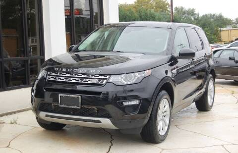 2016 Land Rover Discovery Sport for sale at Avi Auto Sales Inc in Magnolia NJ