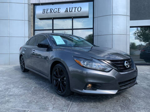 2018 Nissan Altima for sale at Berge Auto in Orem UT