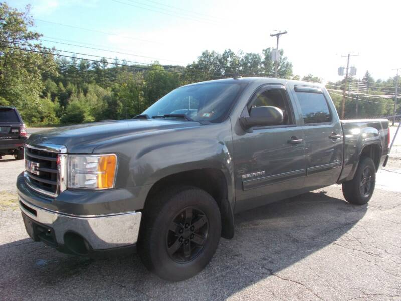 2011 GMC Sierra 1500 for sale at Manchester Motorsports in Goffstown NH