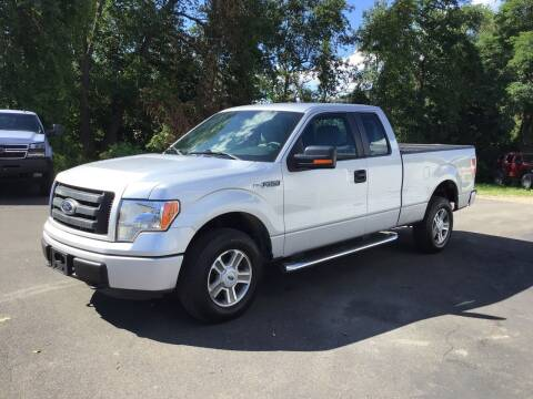 2012 Ford F-150 for sale at AFFORDABLE AUTO SVC & SALES in Bath NY