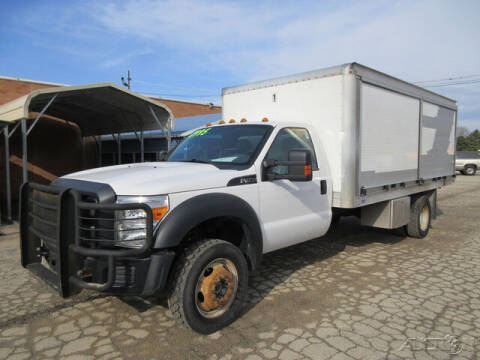 2016 Ford F-450 Super Duty for sale at Rondo Truck & Trailer in Sycamore IL