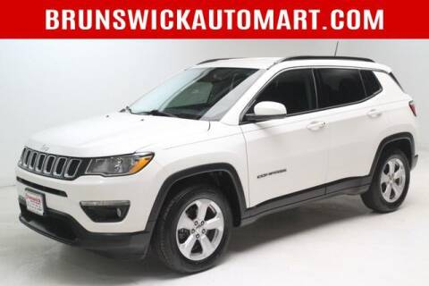2017 Jeep Compass for sale at Brunswick Auto Mart in Brunswick OH