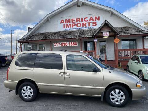 1999 Nissan Quest for sale at American Imports INC in Indianapolis IN