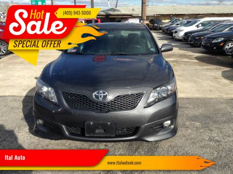 2011 Toyota Camry for sale at Ital Auto in Oklahoma City OK
