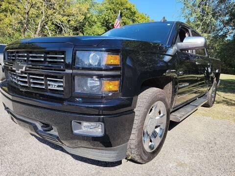 2015 Chevrolet Silverado 1500 for sale at Empire Auto Remarketing in Shawnee OK