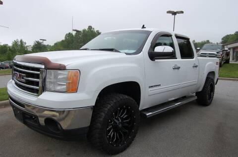 2013 GMC Sierra 1500 for sale at Modern Motors - Thomasville INC in Thomasville NC