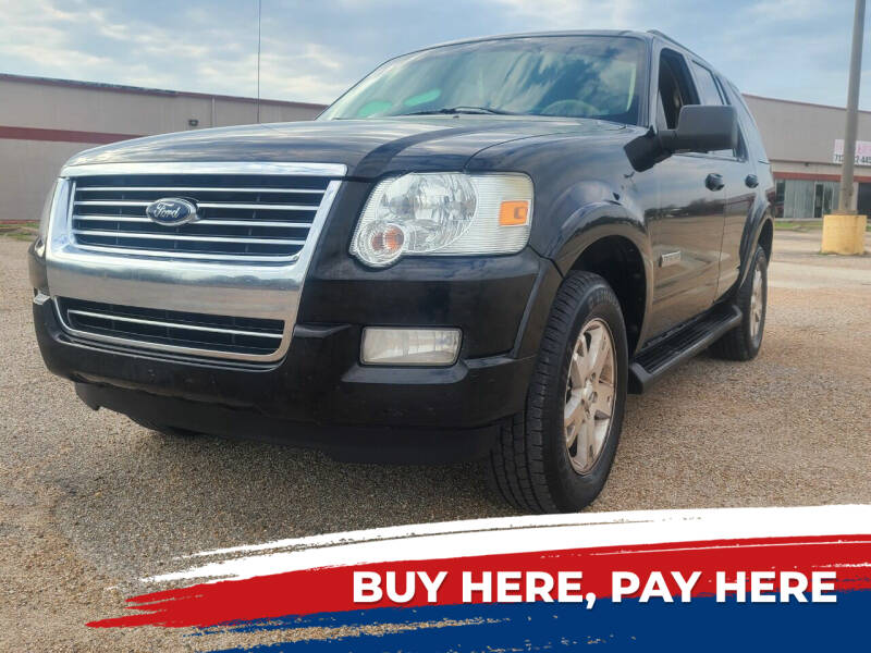 2007 Ford Explorer for sale at Auto District in Baytown TX