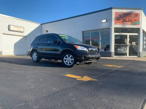 2009 Honda CR-V for sale at HIGHLINE AUTO LLC in Kenosha WI