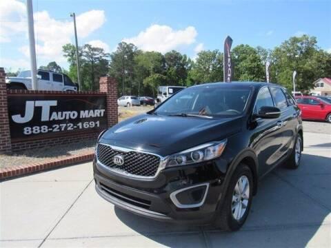 2018 Kia Sorento for sale at J T Auto Group in Sanford NC