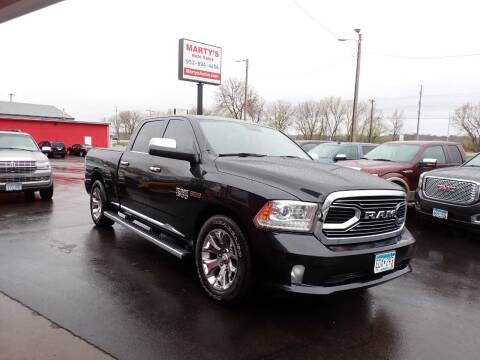 2016 RAM Ram Pickup 1500 for sale at Marty's Auto Sales in Savage MN