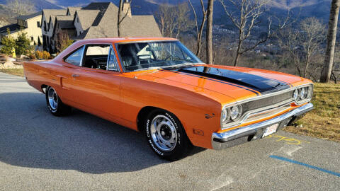1970 Plymouth Roadrunner for sale at Rare Exotic Vehicles in Asheville NC